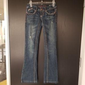 Hydraulic Metro Bootcut Jeans  EUC Sz 0